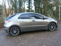 2005 55 Honda Civic 1.8 i-VTEC EX 5 Door Hatchback