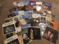 Job lot of Vinyl Albums - mostly Opera and Classical