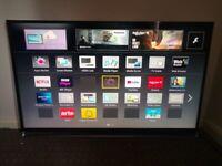 Panasonic 58 inch 4K 3D Smart TV, Builtin Camera, WiFi and FreeView