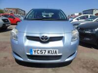 TOYOTA AURIS 1.6 VVT-i TR 5dr petrol full service drives well no issues 1 yeat mot GOOD CLEAN CAR