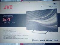 "Tv 24"" JVC ,70£"