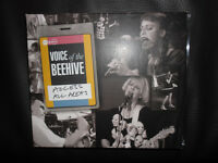 Voice of The Beehive CD & Bonus Dvd