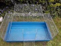 FERPLAST GUINEA PIG/SMALL RABBIT INDOOR CAGE