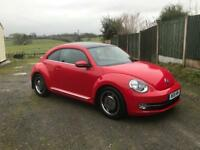 VW Beetle 1.4tsi