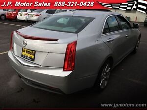 2013 Cadillac ATS Luxury, Automatic, Leather, Back Up Camera Oakville / Halton Region Toronto (GTA) image 6