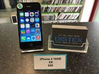 iPhone 4 16GB EE Black