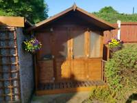 Summer house 7ft by 6.5ft EXCELLENT