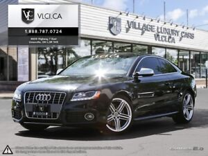 2011 Audi S5 4.2 Premium Local Canadian car***Fully serviced***