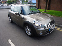2011 MINI ONE D 0% ROAD TAX ONLY 36K MILEAGE FULL SERVICE HISTORY COME WITH 6 M NATIONWIDE WARRANTY