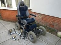 Fieldmaster Off Road Electric All Terrain Wheelchair - delivery can be arranged RRP £7000