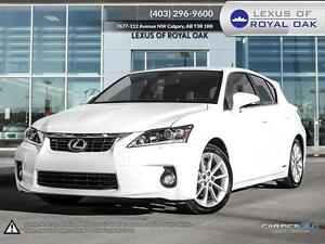 2013 Lexus CT 200h CVT   - Certified - $168.42 B/W