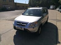 Honda CR-V 2.0 petrol, automatic gearbox, good condition