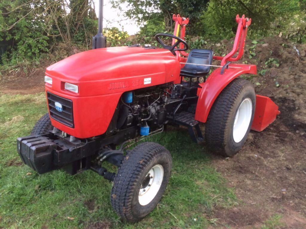 Jm-254 Jinma 25hp Mini Tractor For Sale At Good Price