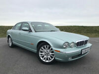 STUNNING JAGUAR XJ 3.0 SE WITH LOW MILEAGE FULL SERVICE HISTORY AND MASSIVE SPEC! HPI CLEAR!