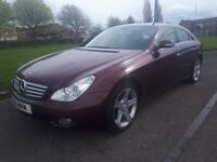Mercedes Benz cls coupe diesel (px welcome at trade