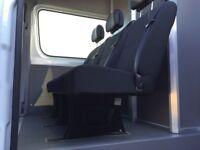 Van bench seat
