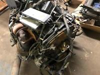 Ford transit engine and gearbox turbo