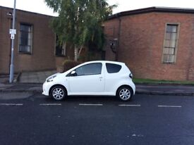 Low milage Toyota Aygo for sale