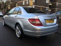 2008 Mercedes c220 cdi Automatic new shape amg alloys