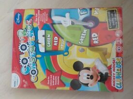 Mickey Mouse Club House - Colour Consequence Game - Age 3+ - Collect PE27