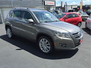 2009 Volkswagen Tiguan 2.0T 4 Motion Highline Navigation