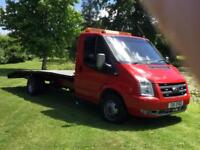 Ford Transit 2004 Recovery 125Bhp LWB