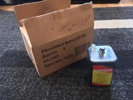 Huge Lantern/Torch Batteries (Pack of 6) - PJ996A