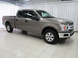 2018 Ford F-150 EXPERIENCE IT FOR YOURSELF!! XLT 4X4 4DR 6PASS w