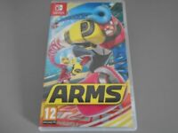 Arms video game for Nintendo Switch fighting beat em up