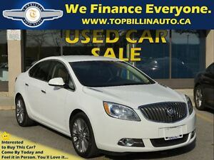 2013 Buick Verano Navigation, Leather, Backup Camera