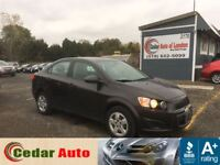 2013 Chevrolet Sonic LS - Local Trade - Special London Ontario Preview
