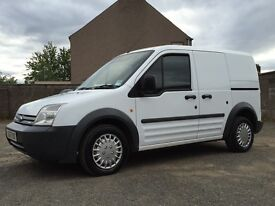 2007 57 FORD TRANSIT CONNECT VAN