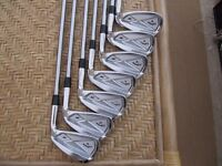 Callaway X Forged 2013 Irons (4-PW)