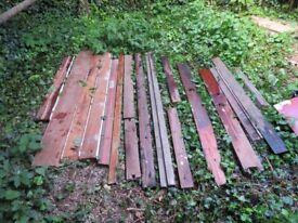 Mahogany Timbers