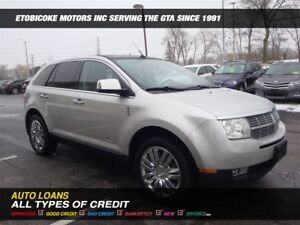 2009 Lincoln MKX NAVI / LEATHER / SUNROOF / AWD