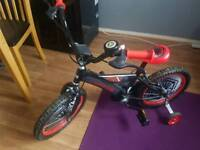 Boys 16 inch Star Wars Bike!