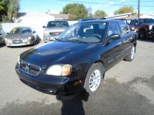1999 Suzuki Esteem GLX