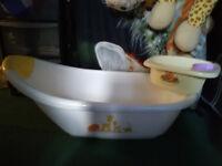 Baby bath and wash bowl (£3.50)