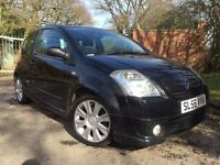 Citroen C2 1.6 VTS 16V 3d AUTO 121 BHP ** FINANCE AVAILABLE ** FINANCE SPECIALISTS **