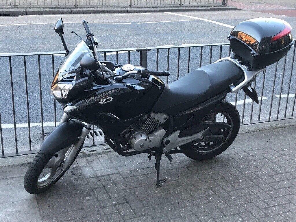 Honda XL Varadero 125 - Not Yamaha/Suzuki/Kawasaki/KTM