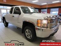 2013 Chevrolet SILVERADO 3500HD SL, Balance Of Factory Warranty!