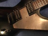 Gibson/Epiphone Gothic Explorer with Hard Case