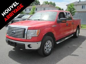 2011 Ford F-150 XTR CREW 4X4 5.0 MAGS