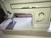 Singer Capri semi industrial sewing machine