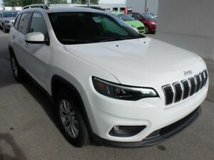 2018 Jeep Cherokee 2019 NORTH LATITUDE 4X4 MAGS