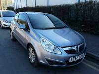 Vauxhall Corsa 2007, 1.4 petrol, 3dr, Very good condition