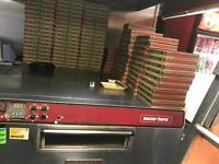 pizza & chicken shop for sale 39k goodwill fixture fittings