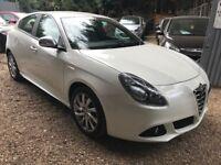 Alfa Romeo Giulietta 1.4 TB MultiAir Veloce ALFA TCT 5dr£6,990 p/x welcome FREE WARRANTY, NEW MOT