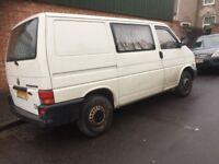GREAT van but needs new engine