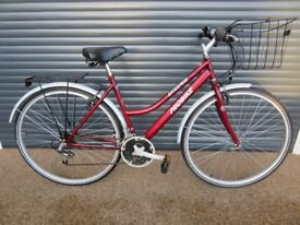 LADIES PROBIKE TOWN / SHOPPING BIKE IN EXCELLENT USED CONDITION..